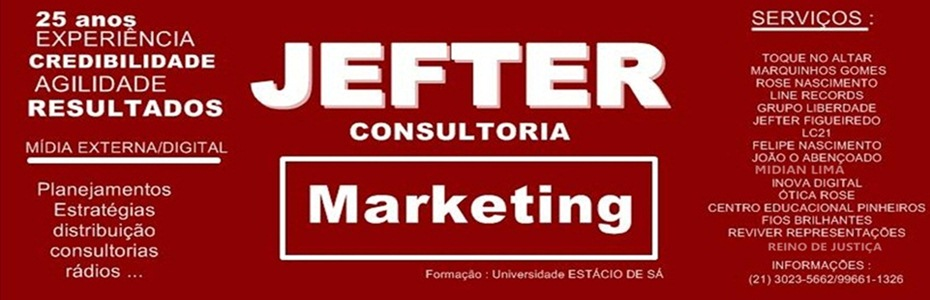 Jefter Consultoria Marketing