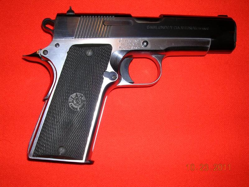 Pistola Llama Max-1 | Armas de Fuego