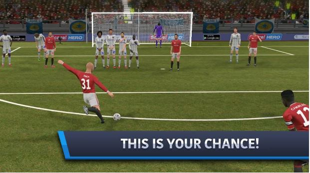 Dream League Soccer 2017 MOD APK latest version