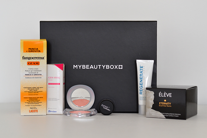 my beauty box marzo 2016