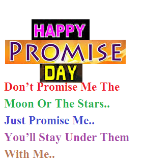 100 Happy Promise Day Quotes Messages