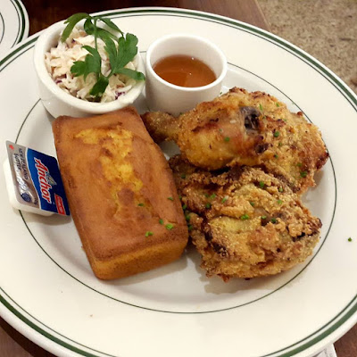 Amazing Southern Style Fried Chicken and Corn Bread Clinton St Baking Co