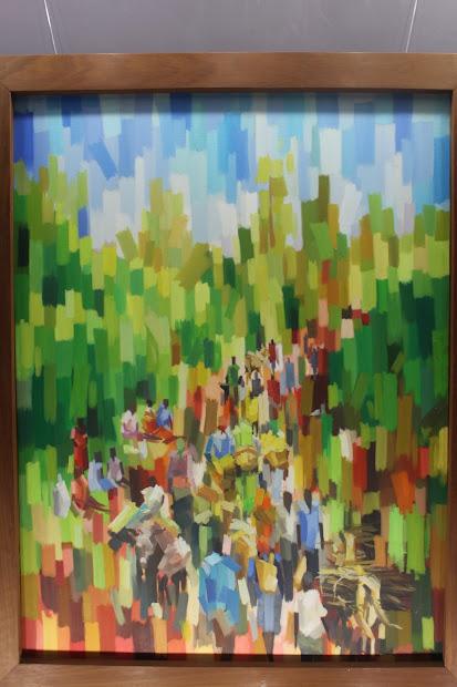 Margaretta' Jua Kali Diary Silent Art Auction Stoked