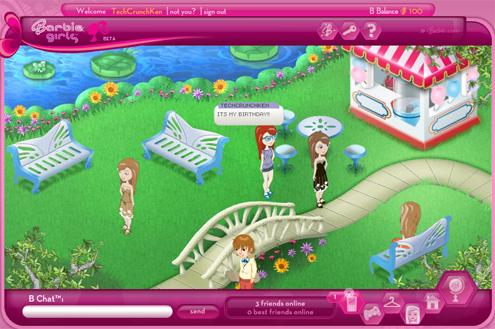 Resultado de imagem para barbie girls jogo