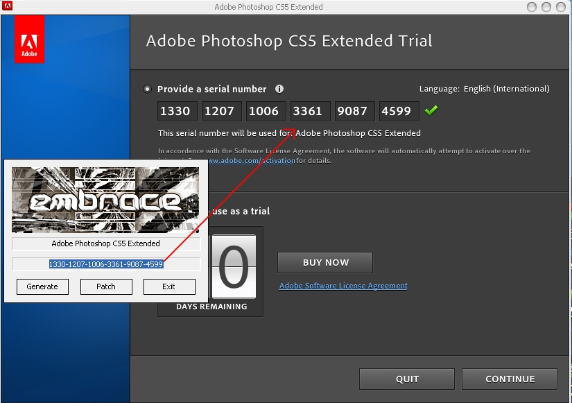license key for photoshop cs6