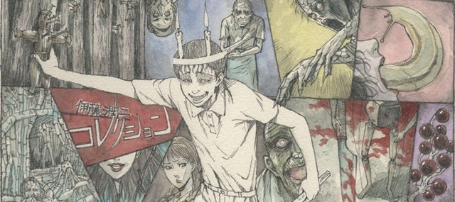 Junji Ito 'Collection' Anime Series Shares New Poster.