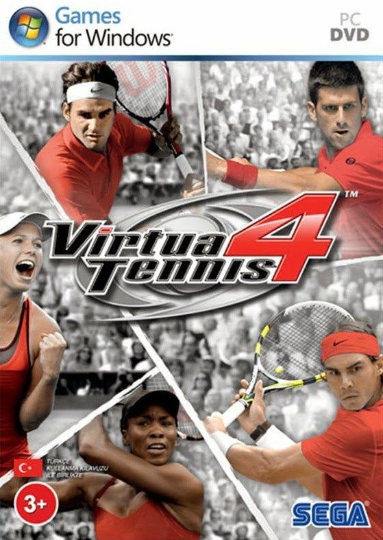 Virtua Tennis 4 Free Download Game For PC