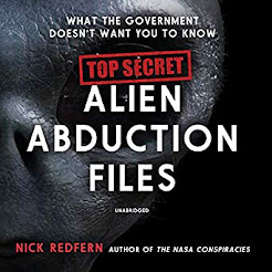 Top Secret Alien Abduction Files, Audio CD Box-Set, 2018: