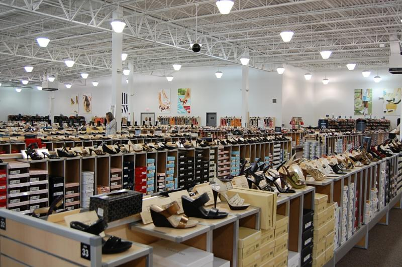 Huge Miami Shoe Stores
