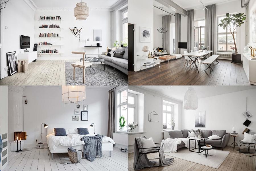 Hiasan Dalaman Rumah A Scandinavian Adalah Merupakan Reka Bentuk Yang Mempunyai Ciri Kesederhanaan Minimal Dan Mengutamakan Fungsi Mula Muncul Pada