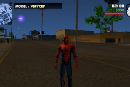 [Android] GTA San Andreas Lite Mod Spiderman HD All GPU All OS [1.9 GB]