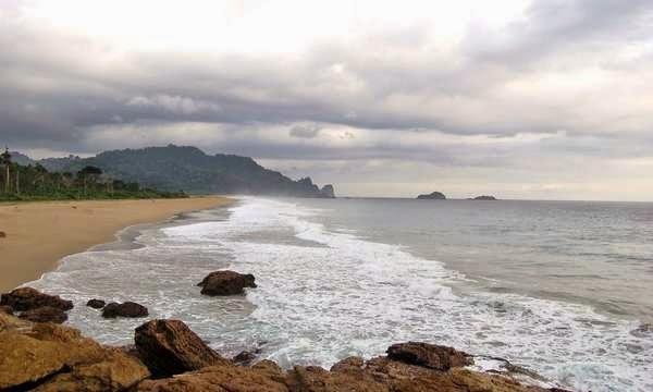 Foto Pantai Sukamade