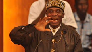 How we plotted Jonathan's collapse in 2015 – Amaechi
