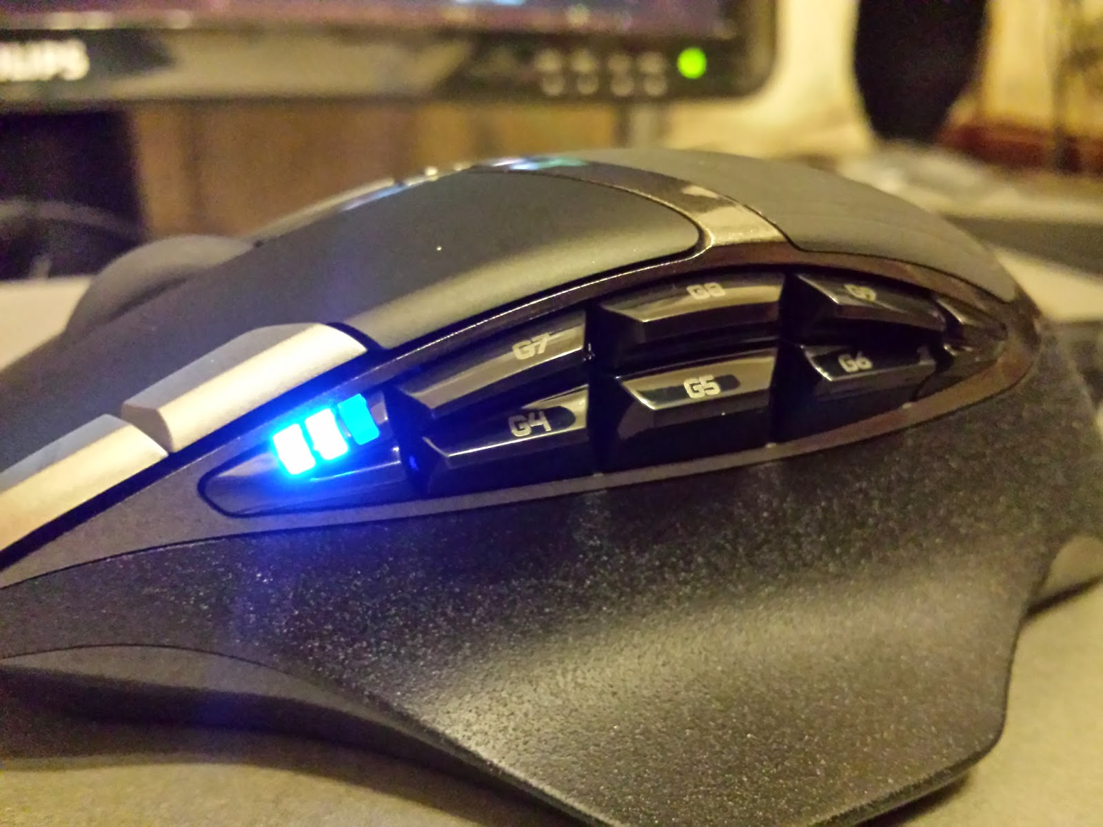 Logitech G602 Gaming Mouse and G440 Gaming Mouse Pad Review | jeremy