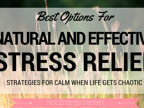Natural and Effective Stress Relief