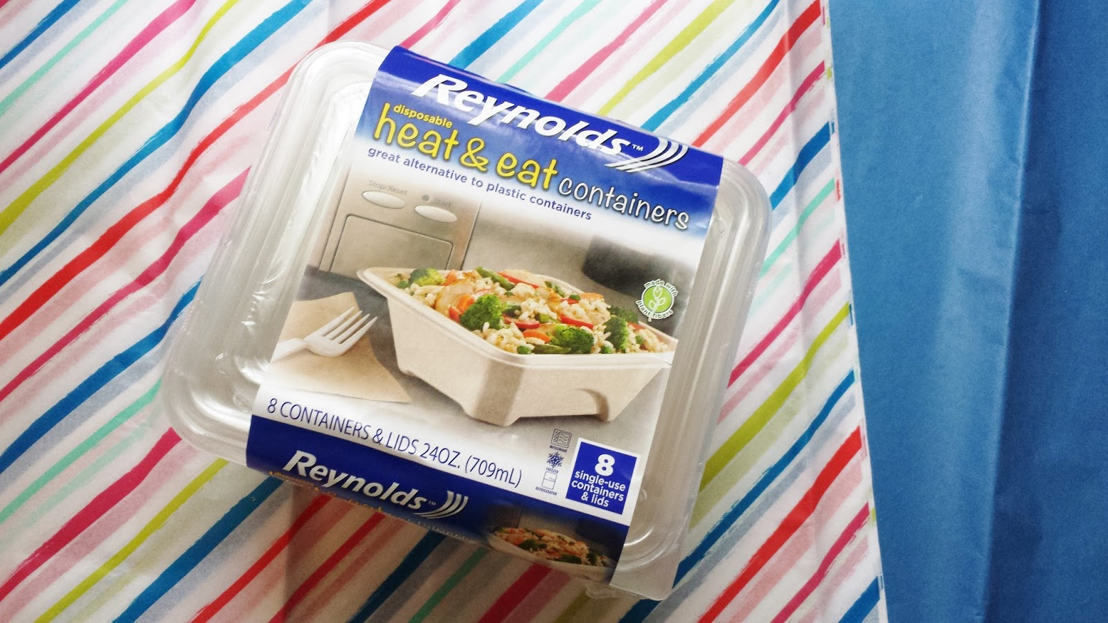 Reynolds™ Disposable Heat & Eat containers