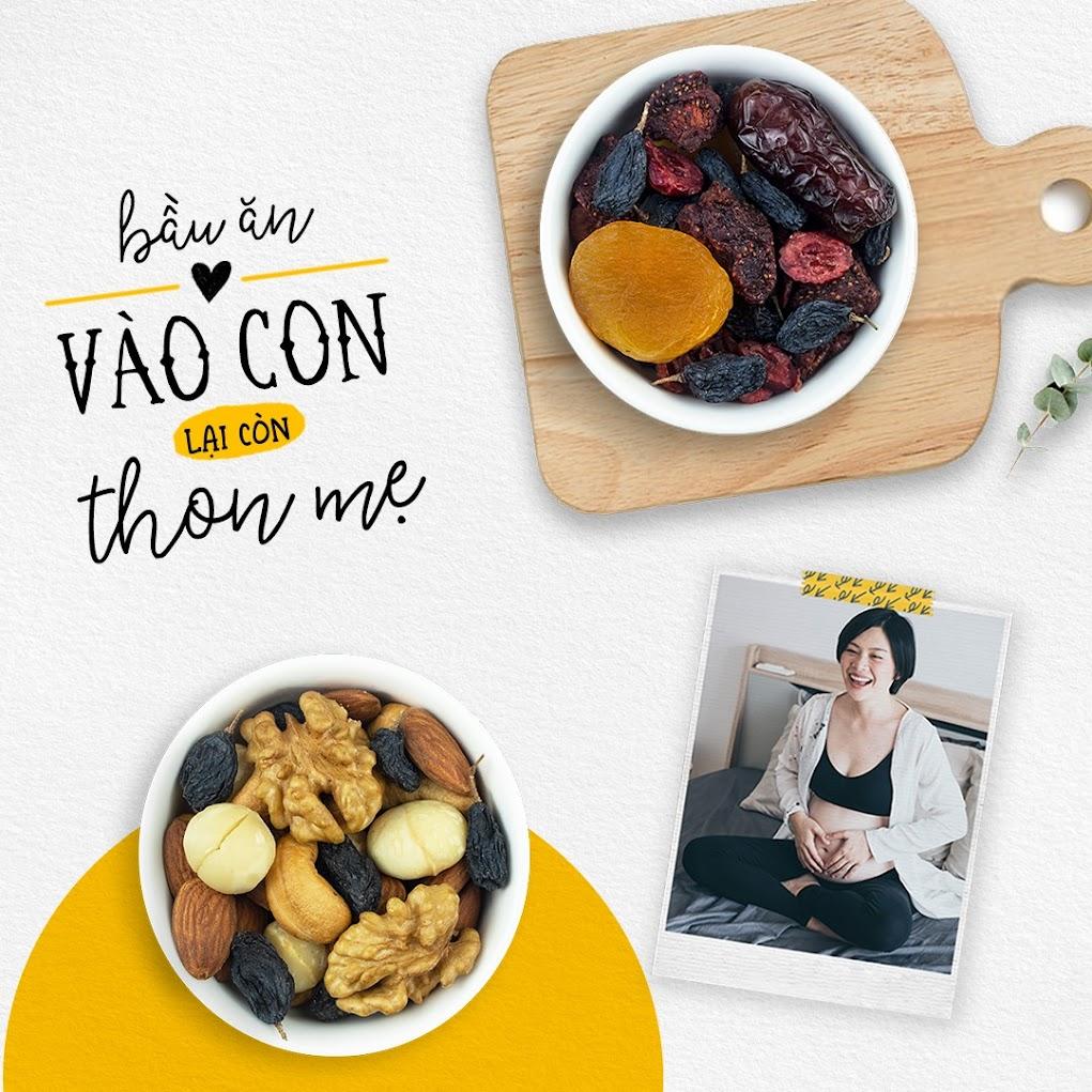[A36] Học tập cách chọn thực phẩm dinh dưỡng cho Mẹ Bầu