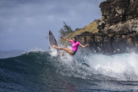11 Stephanie Gilmore 2016 Maui Womens Pro foto WSL Poullenot Aquashot
