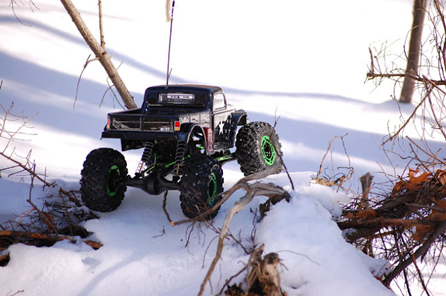 Axial AX10 Scorpion build kit
