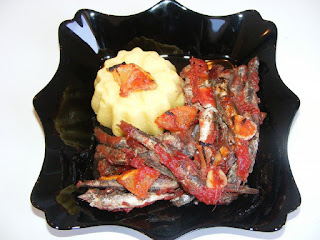 Peste la cuptor cu sos de rosii reteta,