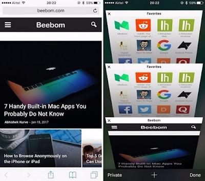 Aplikasi Browser iPhone Terbaik