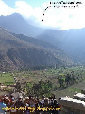 Ollantaytambo, Perú