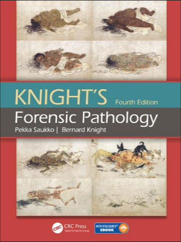 Knight's Forensic Pathology 4th Edition (2016) [PDF]