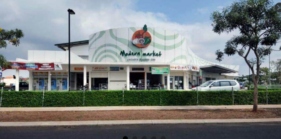 Modern Market JGC