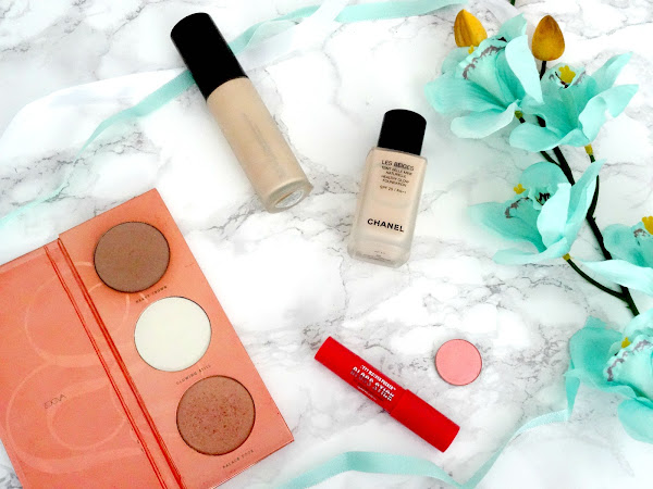 Fuss-Free Light and Natural Makeup Products