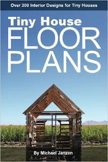 Tiny House Floor Plans: Over 200 Interior Designs for Tiny Houses Paperback – February 22, 2012 by Michael Janzen  (Author)