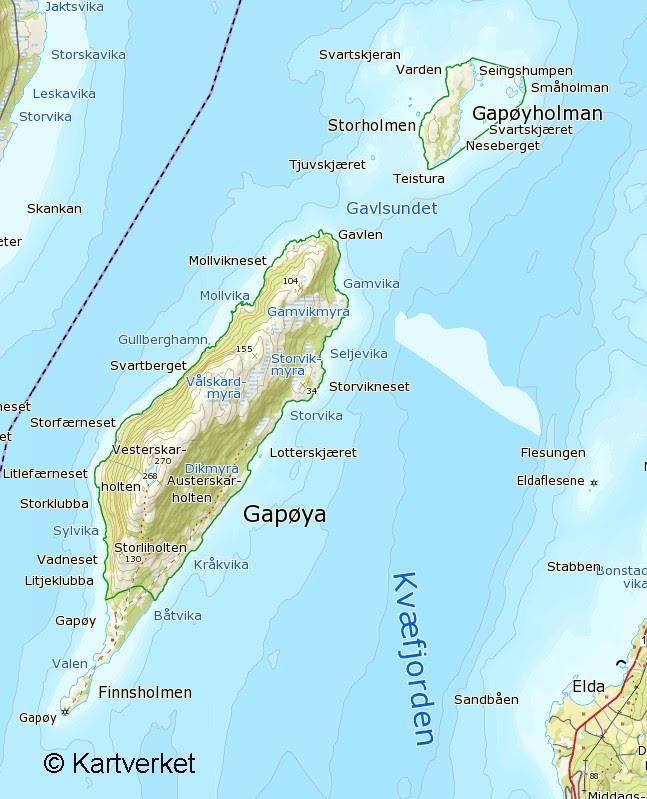 Gapøya
