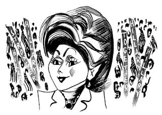 Gloria Allred for Hillary Clinton