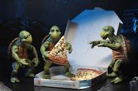 """Fotos oficiales de las Baby Turtles de """"Teenage Mutant Ninja Turtles"""" - NECA"""