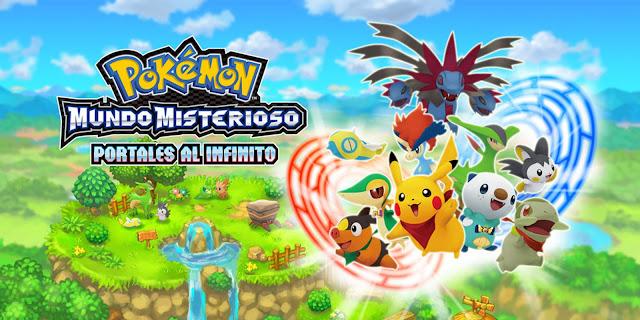 Pokémon mundo misterioso: equipo de rescate rojo [gba] – roms.