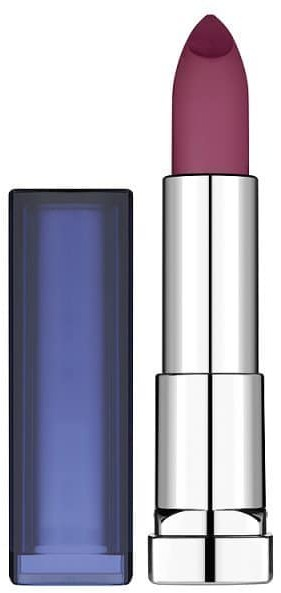 maybelline color sensational lipstick in Berry Bossy