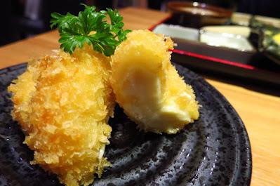 Imakatsu, cheese katsu