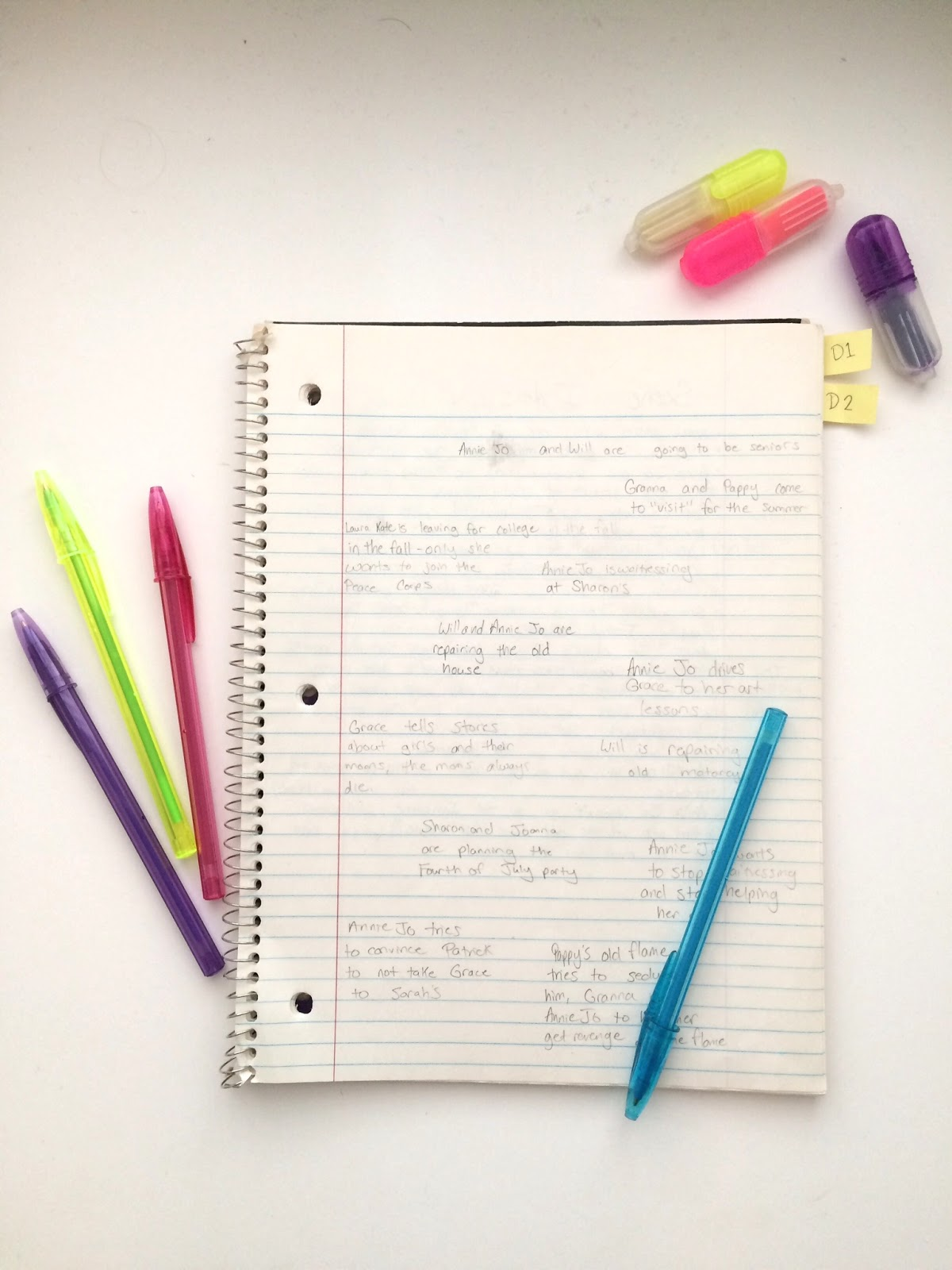 Plot Therapy The 3 Tools I Use For Every Writing Project