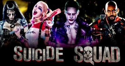 Suicide Squad (2016) Bluray Subtitle Indonesia