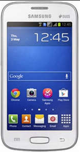 Cara Flash Samsung Star Plus S7262 Via PC Mudah