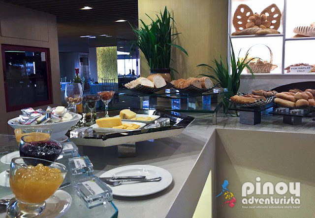 Breakfast Buffet at Midas Hotel