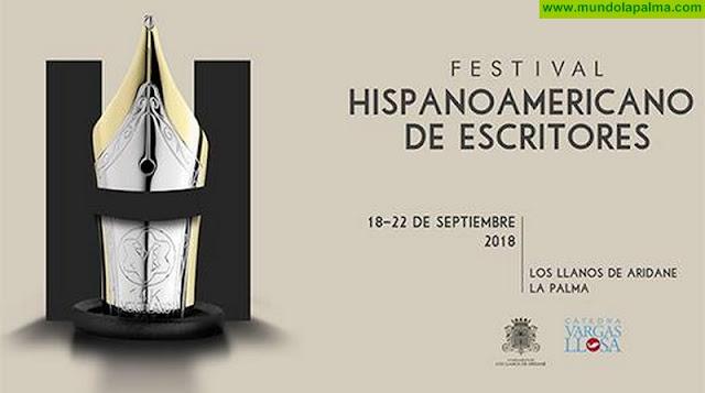Festival Hispanoamericano de Escritores - Los Llanos de Aridane