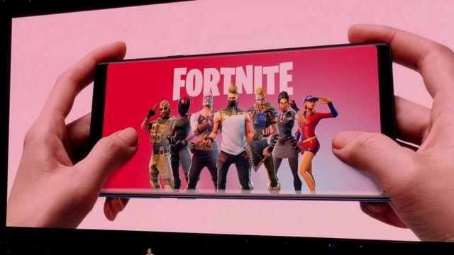fortnite mobile download on samsung