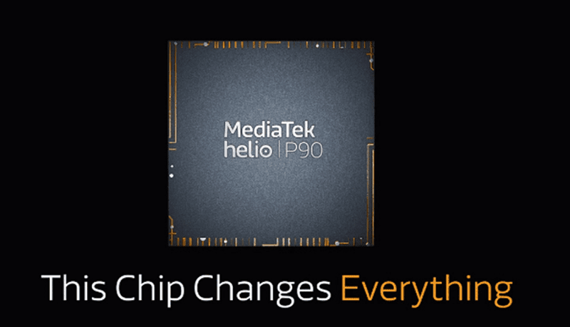 MediaTek teases the Helio P90, the flagship AI chip of the company?