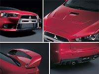 Spesifikasi Mitsubishi Lancer EX 2.0 GT dan Evolution
