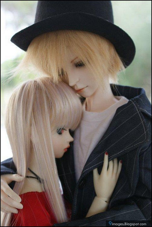 Cute Barbie Doll Wallpaper Images Doll Couple Hug