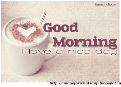 Good Morning Wishes Whatsapp Messages