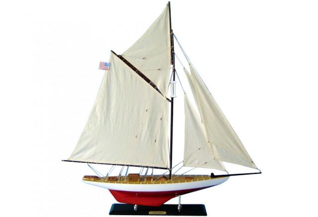 America's Cup Defender Yacht  Vigilant