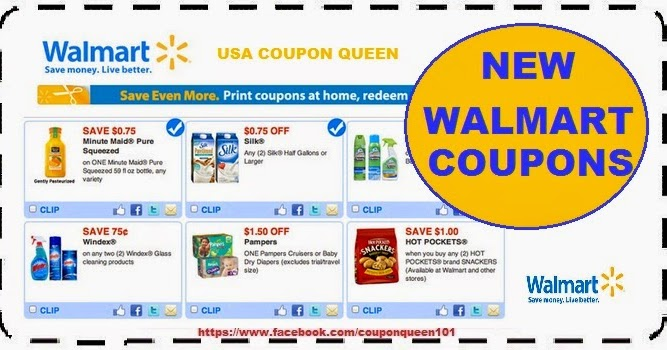 Walmart usa discount coupons