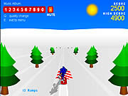 Here is a #Winter #SinicTheHedgehoge game by #TheBlox!