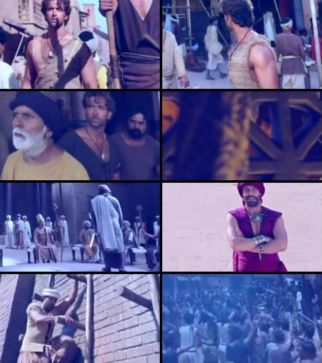 Mohenjo Daro 2016 Hindi pDVDRip